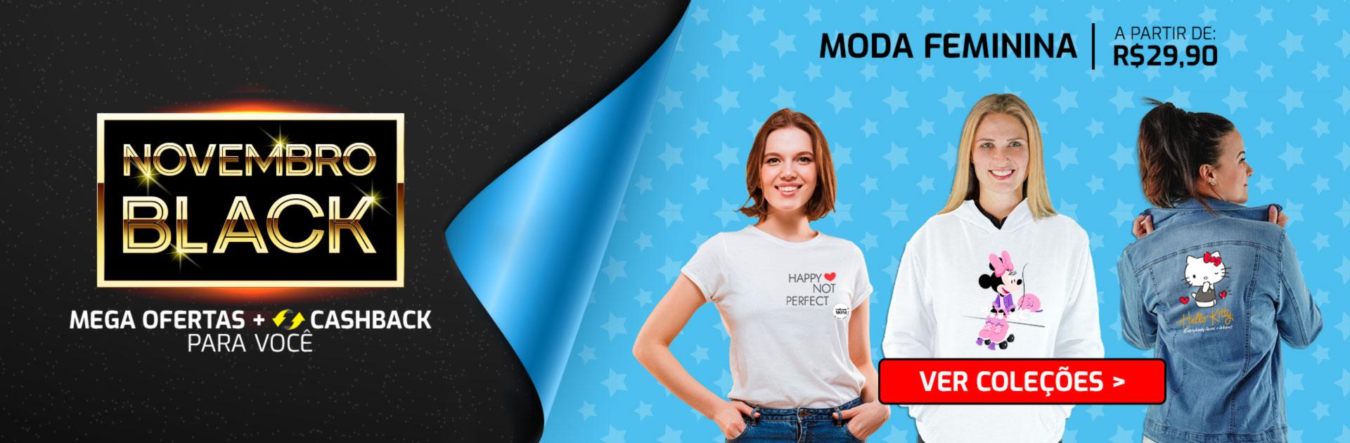 Camisas Femininas